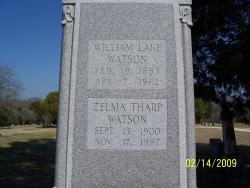 William Lake Watson