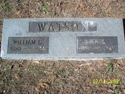 William Marion Watson