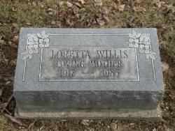 Loretta <i>Sullivan</i> Willis