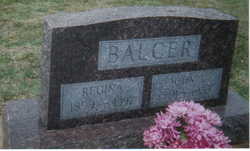 Regina Cecelia <i>Nowakowski</i> Balcer