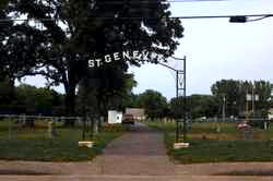 Saint Genevieve Cemetery