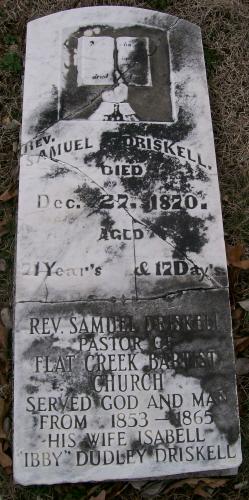 Samuel Davis Driskell