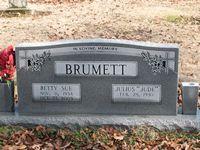 Betty Sue <i>Norton</i> Brumett