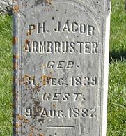 Jacob Armbruster