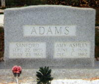 Sanford Adams