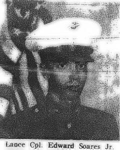 Corp Edward Eddie Soares, Jr