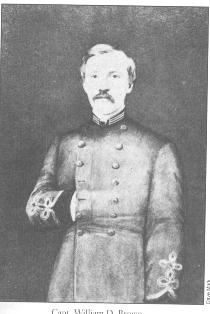 Capt William D. Brown