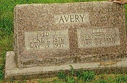 Frederick John Avery