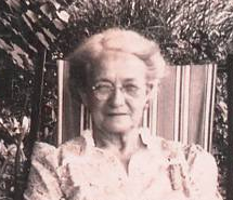 Bertha May <i>Sheldon</i> Bechtel
