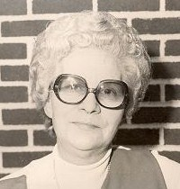 Flora L. Flo <i>Reeder</i> Calliott