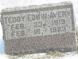 Teddy Edwin Avery