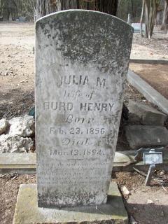 Julia M. Henry