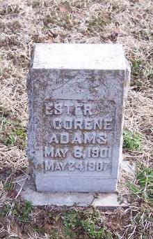Ester Corene Adams