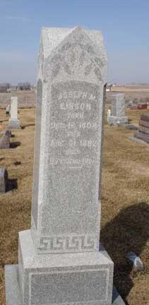 Joseph M. Gibson