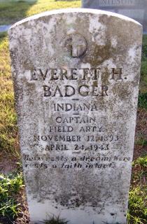 Everett H. Badger