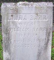 Anna Barr