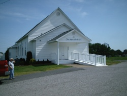 Zoar Baptist Church and Cemetery
