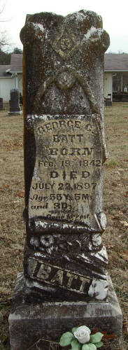 George C Batt