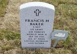 Francis Hubert Baker