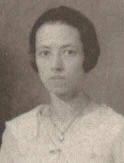 Gladys Anna <i>Green</i> Kreischer