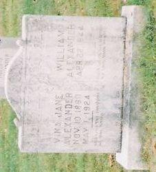 William Eli Willy Alexander