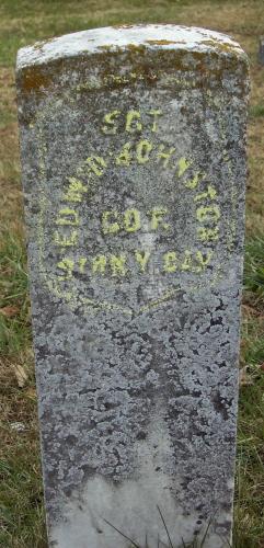 Edward D Johnston