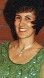 Evangeline Anita <i>S�enz</i> Bleckert