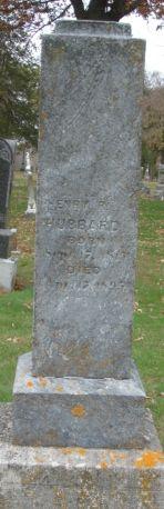 Henry Russell Hubbard