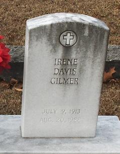 Irene <i>Davis</i> Gilmer