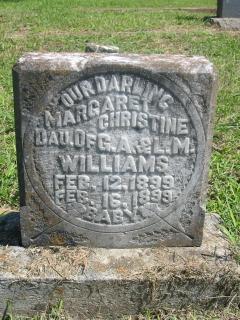Margaret Christine Williams