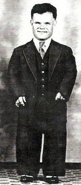 Samuel Gifford Shorty Sylvester