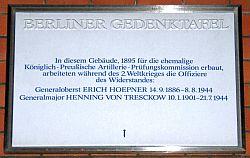 Maj Henning Hermann Robert Karl Von Tresckow
