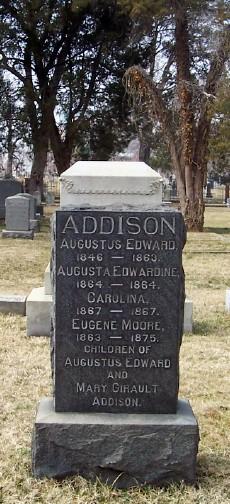 Eugene Moore Addison