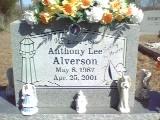 Anthony Lee Alverson