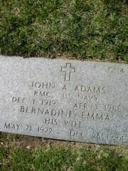 John Alton Adams