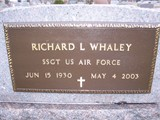 Richard L Whaley