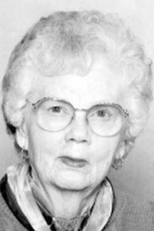 Audrey M. <i>Armstrong</i> Anstine