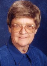 Sr Mary Ruth Bailey