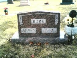 Bernice A <i>Thiede</i> Bork/Bloedorn