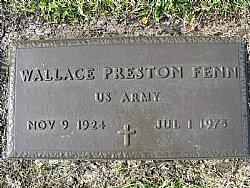 Wallace Preston Fenn