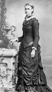 Mary <i>Eckersley</i> Erekson