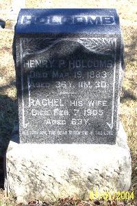 Henry P. Holcomb