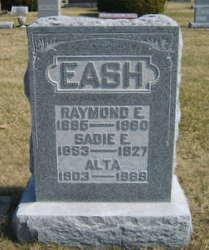 Raymond E Eash