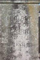 Margaret <i>Thomas</i> Berry