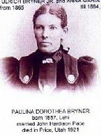 Pauline Ann <i>Bryner</i> Pace