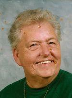 Ida Marie <i>Sosbe</i> Parrott