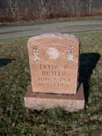 Clyde R Butler