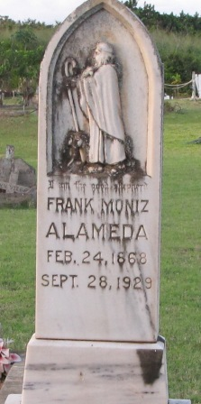 Francisco Moniz Frank Alameda