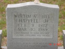 William Venroe Chappell, Jr