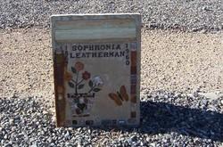 Sophronia Angeline <i>Siebenthaler</i> Leatherman